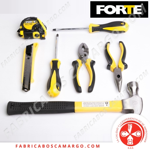 Herramientas Forte